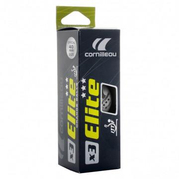 Шары для настольного тенниса Cornilleau Elite ITTF x3 (310500 /