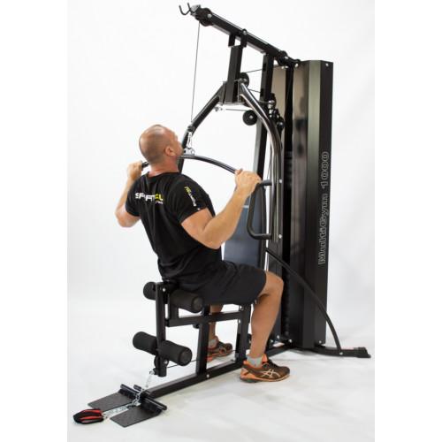 Силовая фитнес станция FITFABRICA Multi Gym 1000